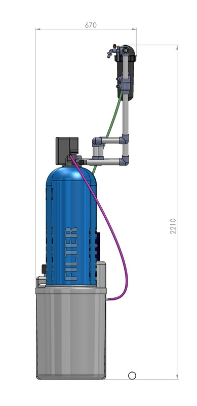 ВодоподготовкаВодоочисткаСистема очистки воды